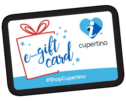 e-Gift Card I Love Cupertino 517 x 416